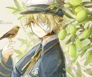 vocaloid and oliver image