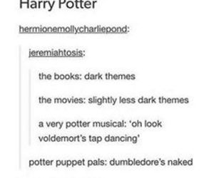 book, fandom, and harry potter image