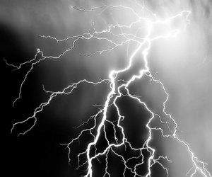 black and thunder image