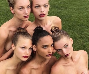beauties, models, and naked image