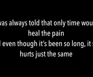 broken, end, and hurt image