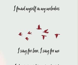 Lyrics, ️sia, and bird set free image