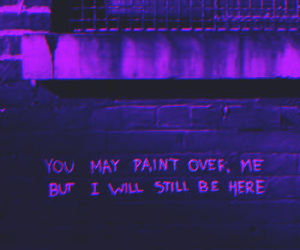 alternative, grunge, and paint image