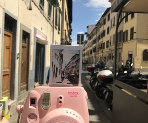backpack, europe, and florence image
