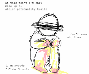 quotes, art, and disorder image