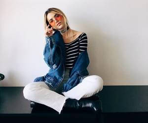 fashion, glasses, and manu gavassi image