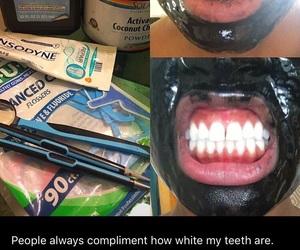 white teeth, 💕, and ❥ tłᒪᒪeᖇ$ᗯłᖴe¥¥ ❥ image