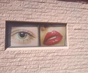 art, eyes, and indie image
