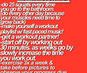 exercise, exercising, and self love image