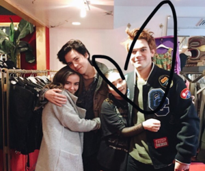 fans, personal, and cole sprouse image