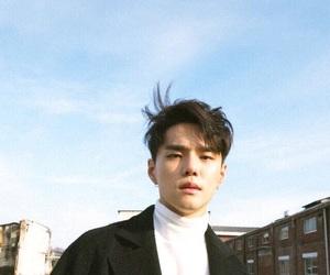 dean, kpop, and korean image