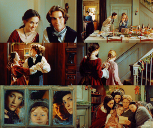 christian bale, little women, and theodore laurence image