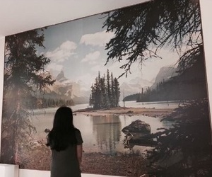 art, Island, and photo image