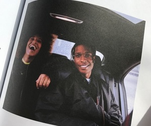 asap rocky and love image