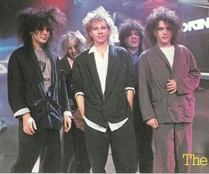 gothic, robert smith, and gothic rock image
