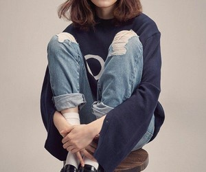 actress, korean, and lee sung kyung image