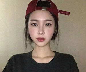 asian, korean, and ulzzang image