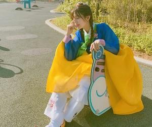 somi, kpop, and JYP image