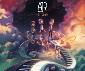 music, ajr, and the click image