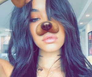 madison beer and snapchat image