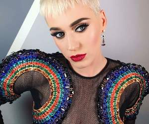 beautiful, blond, and katy perry image