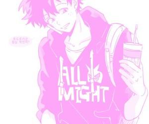 boku no hero academia, anime, and my hero academia image