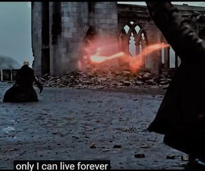 harry potter and deathly hallows: part 2 image