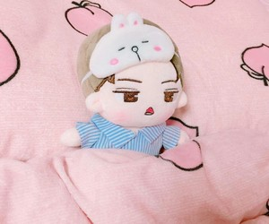 kawaii, kpop, and exo doll image