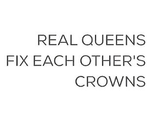 crowns, real, and queens image