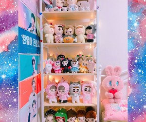 dolls, sehun, and exo doll image