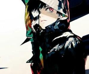 anime, kaneki, and tokyo ghoul image