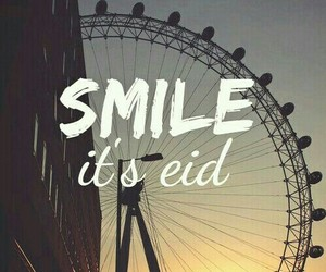 eid and smile image