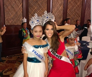miss universo, miss france, and iris mittenaere image