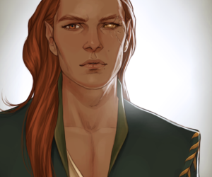 fanart, acotar, and a court of wings and ruin image