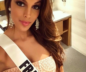 miss universo, iris mittenaere, and miss francia image