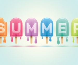 summer and icecandy image
