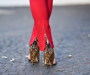 fashion, highheels, and sexy image