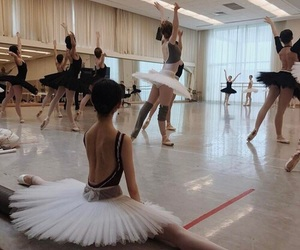 ballet and aesthetic image