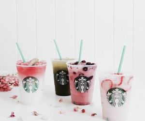 coffee and starbucks image