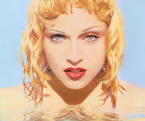 madonna and queen of pop image