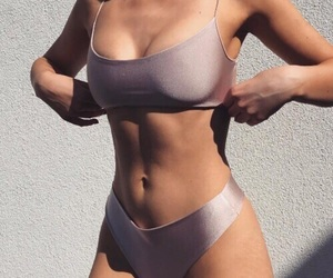 body, goals, and swimsuit image
