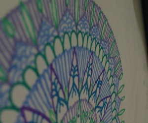 art, inspired, and colores image