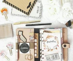 agenda, caderno, and diary image