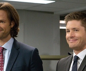 supernatural, jared padalecki, and dean winchester image