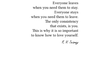 inspiring, life quotes, and love yourself quotes image