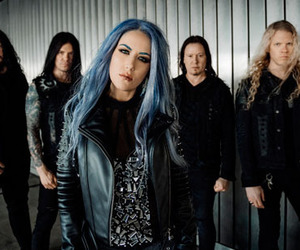 band, arch enemy, and metal image