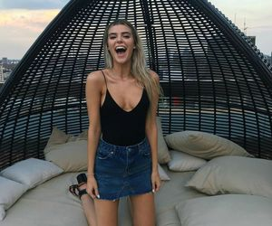 girl, style, and alissa violet image