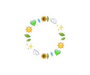 overlay, circle, and emoji image
