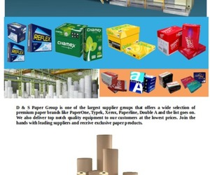 kraft paper for sale and paperone copier paper image