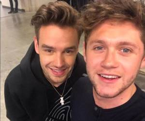 niall horan, liam payne, and one direction image